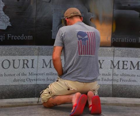 MMMF Memorial in St. Louis, MO