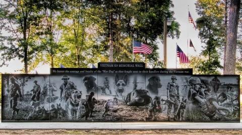 Vietnam K9 Memorial